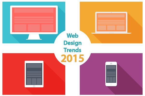 Design 2015 - Changing Trends In Web Design