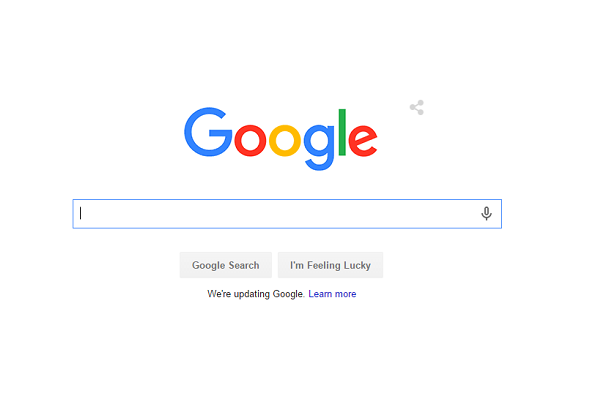 Google Has A New Logo!