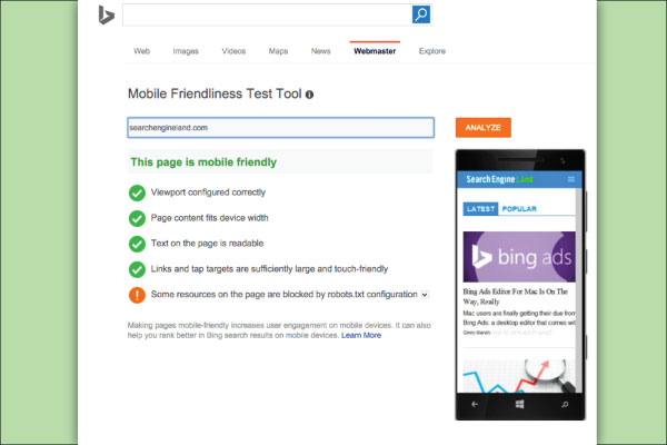 Google Introduces New Mobile-Friendly Testing Tool