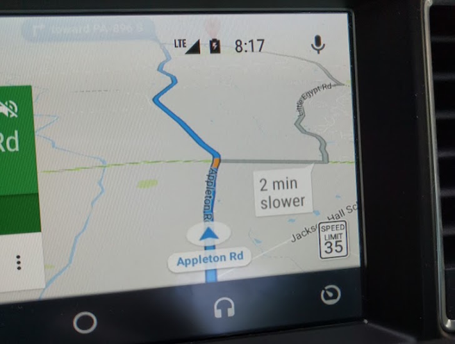 speed-sign-android-auto