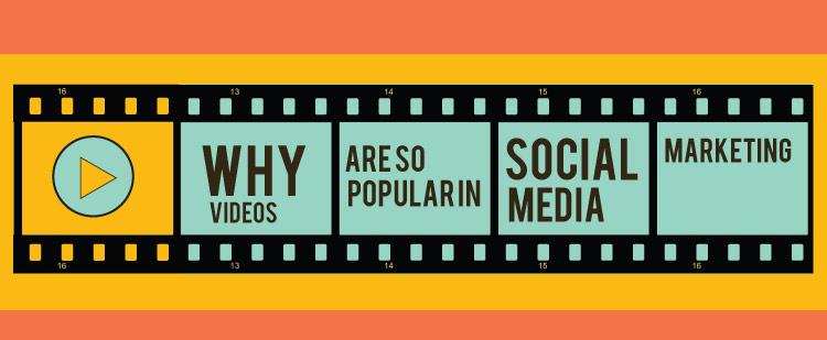 Videos Are So Popular In Social Media Marketing