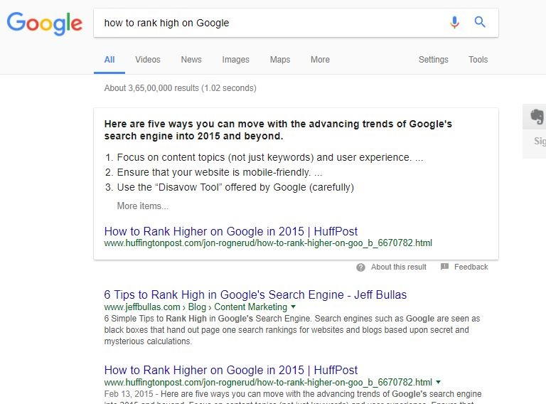 google-featured-snippet-screenshot
