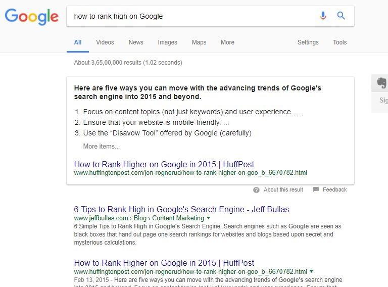 google-featured-snippet-screenshot