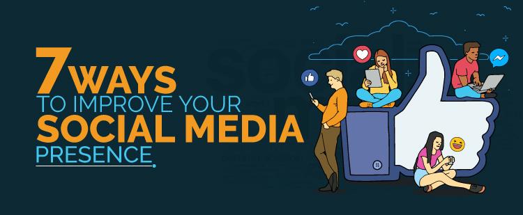 improve social media presence