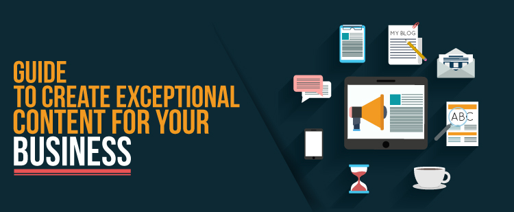 create exceptional content