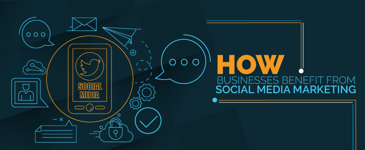 businesses benefit from social media marketing