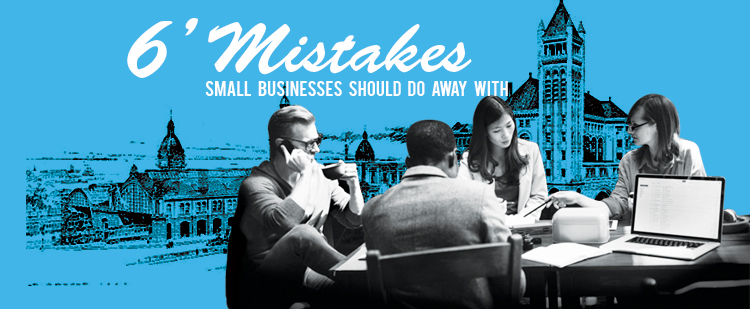 small businesses mistakes featured image