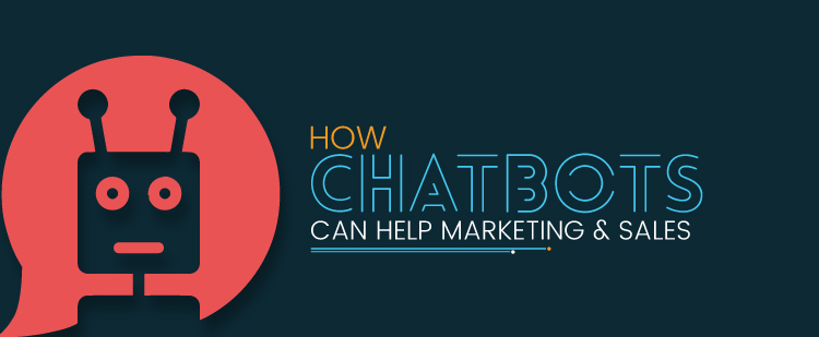 Chatbots help marketing and sales featured image