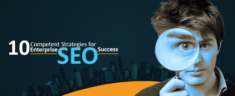 enterprise seo strategies featured image