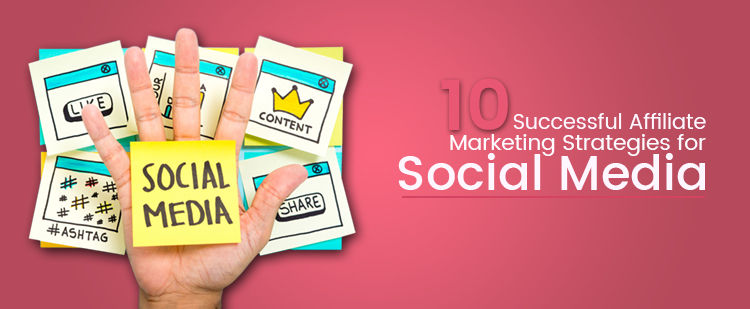 social media affiliate marketing strategies featured image