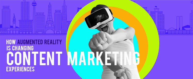 augmented reality content marketing featured image