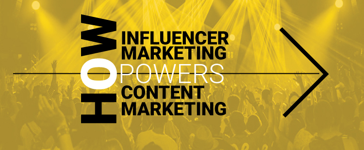 influencer marketing powers content marketing featured image