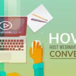 Host Webinars to Increase Conversions
