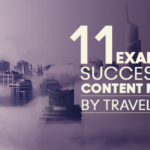 content marketing by Travel Companies