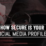 Secure is Your Social Media Profiles