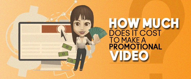 promotional video making cost