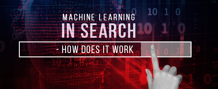 machine learning in search